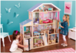 Furnished Majestic Mansion Dollhouse at ShopThankHeaven.com